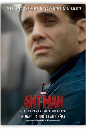 ANT-MAN: Les affiches du film !