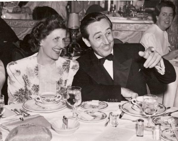 The Walt Disney Family