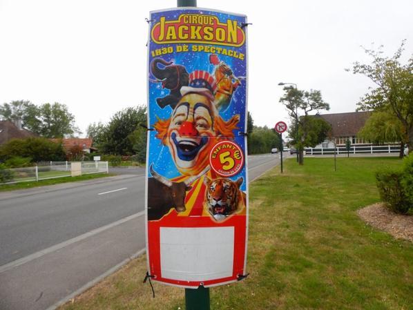 cirque jackson 2016
