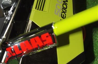Nouveaut� : Claas Lexion 50000�me.
