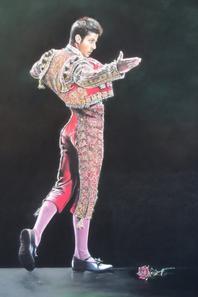 le danseur de Flamenco