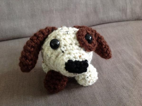 Wouf le mini chien