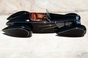 Delahaye USA Bugnotti project