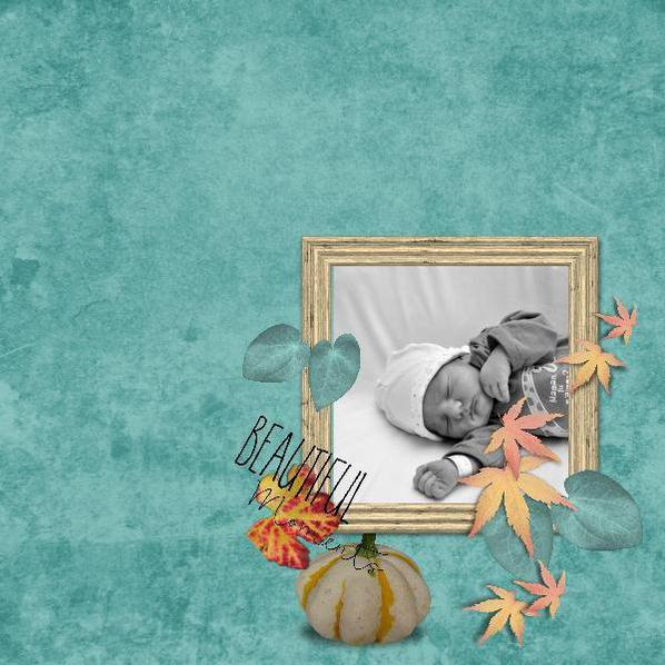 kit autumns moments de Happy Scrap Arts