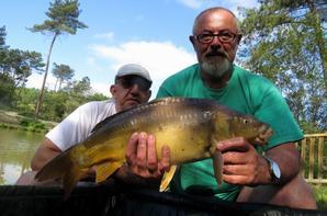 2016 Vacance en Dordogne Camping et étang de Bazange