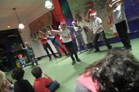 Spectacle de no�l du mercredi 19 d�cembre 2012