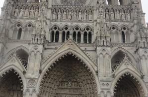 Cath�drale d'Amiens Juillet 2014