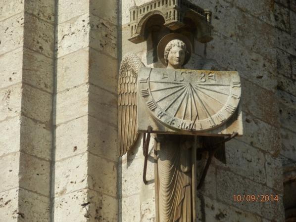 Cath�drale de Chartres sptembre 2014