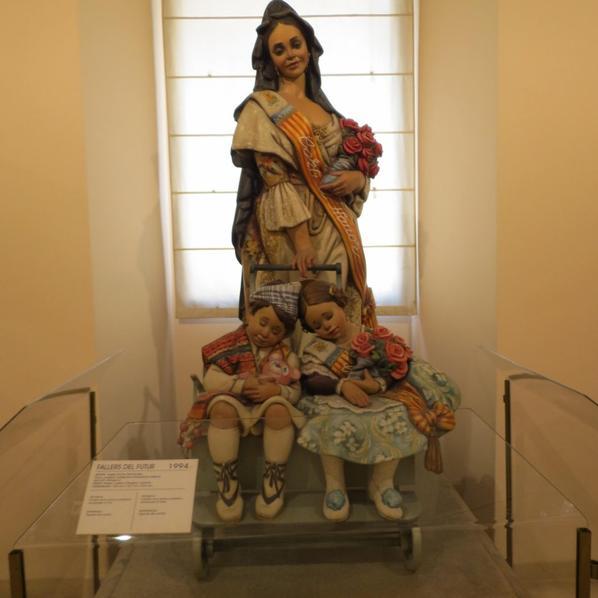 Mardi 14 Mai : El museo fallero