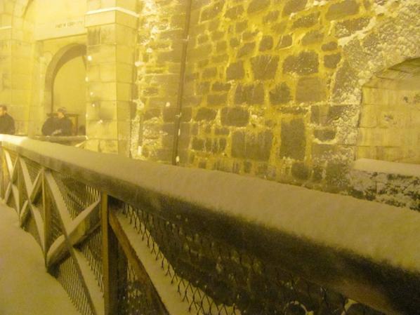 Beaucoup de neige en Haute Savoie