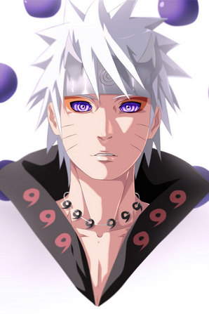 Naruto en Rikudo Sennin