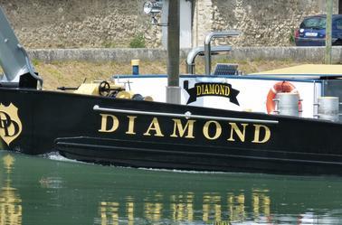 DIAMOND......................MONTEREAU............AOUT 2014