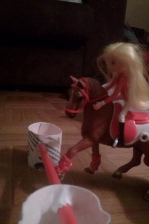 Walking ( un de nos tenesse walking horse )