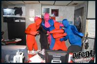 La Radio Libre en mode Morphsuit