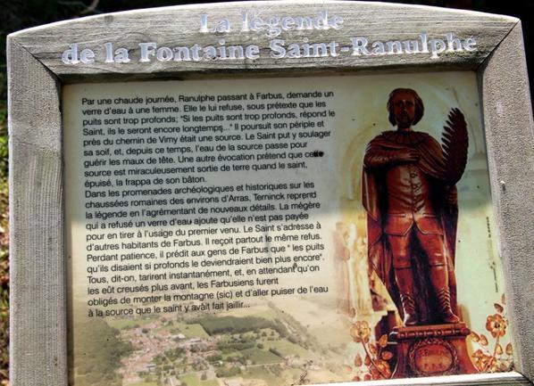 St Ranulphe.....