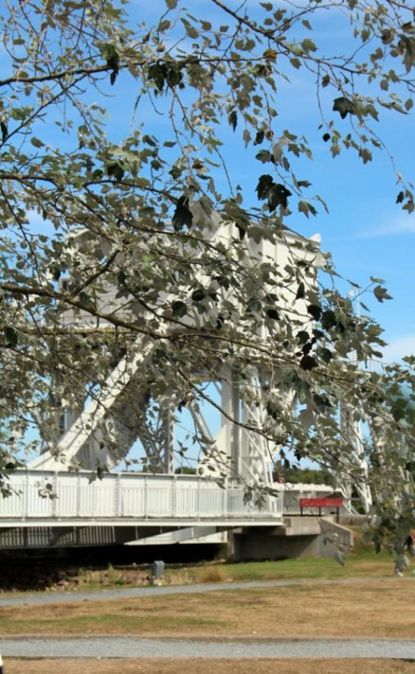 Pegasus Bridge..