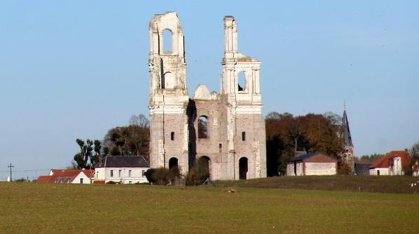 Abbaye Mt St Eloi.......