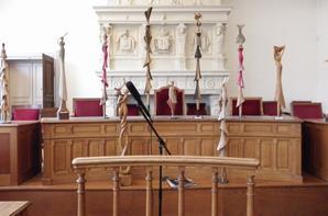 Palais de justice de Bar Le Duc