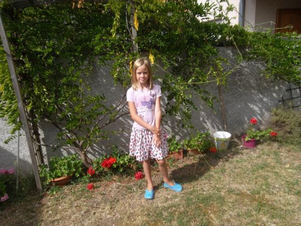 ma petite Jeanne de retour de vacances   !!!