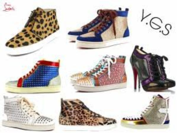 Les chaussures SWAG - Blog de Swag--Style