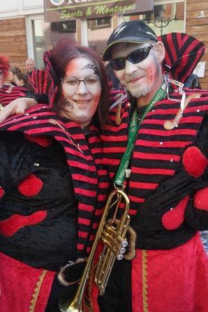 Carnaval de Rouffach.