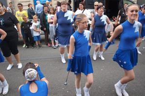 Défilé à la braderie d'Arras le 30 juin 2013
