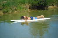 1er Mercredi : chaleur caniculaire donc AS aquatique aux �tangs !