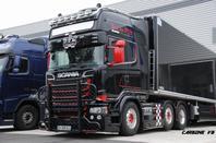Transport Naulet. Orl�ans 2016. Scania R730 BRM.