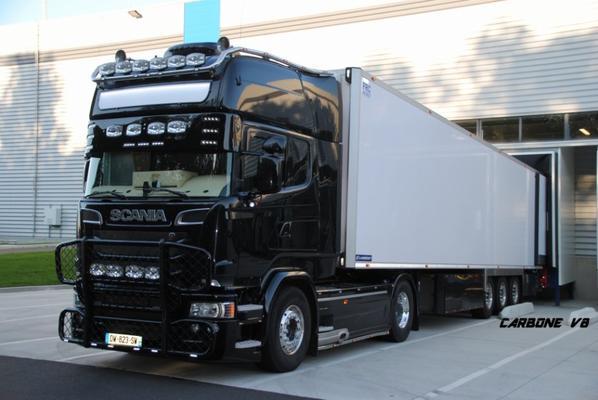 Transport Naulet. Orl�ans 2016. R450 � YOAN.