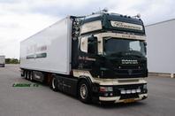 Transport Klemmensen. Scania R560. N�mes. Le 12/10/2016.