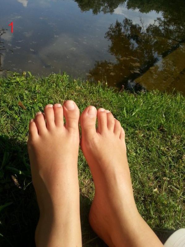 Quelle pieds pr�f�rer vous???