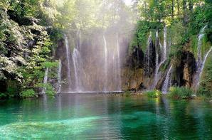 Cascades au japon