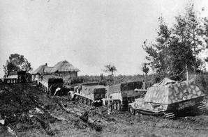102 - Le crépuscule des Aigles 10 - Opération Bagration 5 du 13 juillet 1944 au 31 octobre 1944 la libération de l'Ukraine Occidentale et SubCarpatique.
