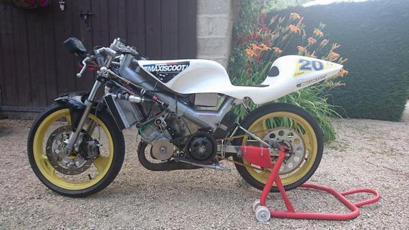 Nouveau moteur 86cc MXS GP
