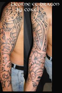 tatouages polyn�siens...