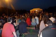 Hier soir a Rosi�res-aux-Salines...