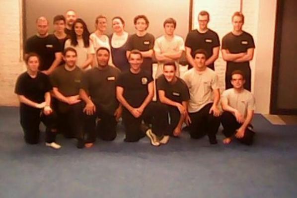 American Gym d'Ixelles , jeudi 23 octobre 2014 de 18h30 � 20h00