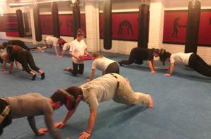 Jeudi 22 septembre 2016 de 18h30 � 20h00 - cours de krav-maga � l'American Gym