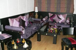 Salon oriental marocain moderne 12
