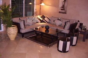 Salon oriental marocain moderne 13