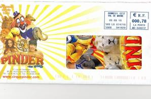 PINDER, courrier !!!