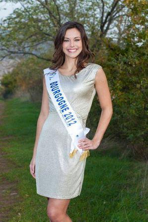 Miss France 2013 est: Marine Lorphelin Miss BOURGOGNE, Romano est aux anges !