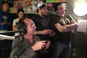 Les casseurs flowters : orelsan et gringe dans la radio libre