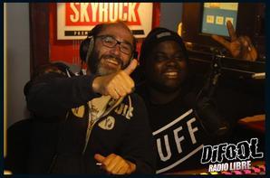 Les lascars dans la Radio Libre de Difool