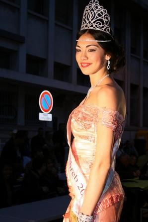 Miss Beaut� du Maghreb 2013