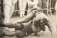 Quelques images de Tapha Gu�ye lors des ann�es 90 par Arenebi
