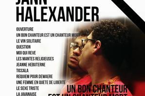 Parutions discographiques Jann Halexander -2014