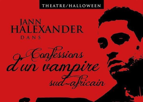 Rappel mini-tourn�e 'Confessions d'un Vampire Sud-Africain' Paris/Angers