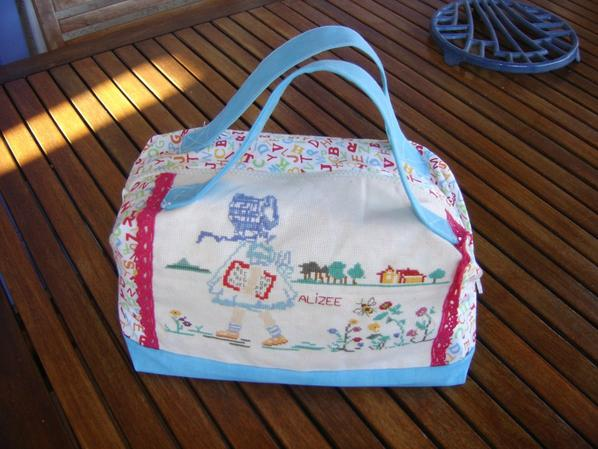 sac pour une petite Aliz�e