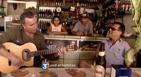 Lavilliers - Le tour du monde en chansons 13 juin 2016 - France 3